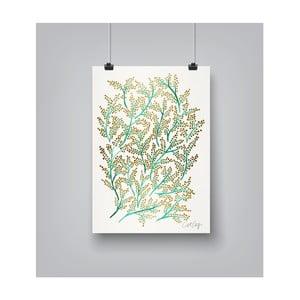 Plakat Americanflat Branches, 30x42 cm