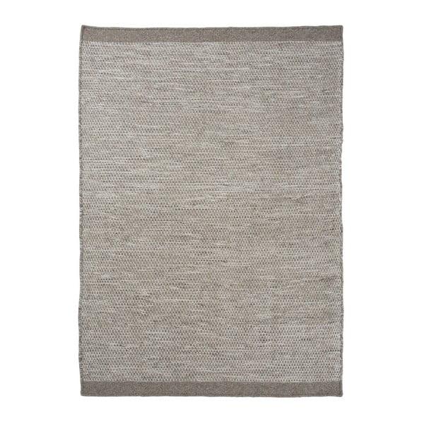 Dywan wełniany Bombay Light Grey, 140x200 cm