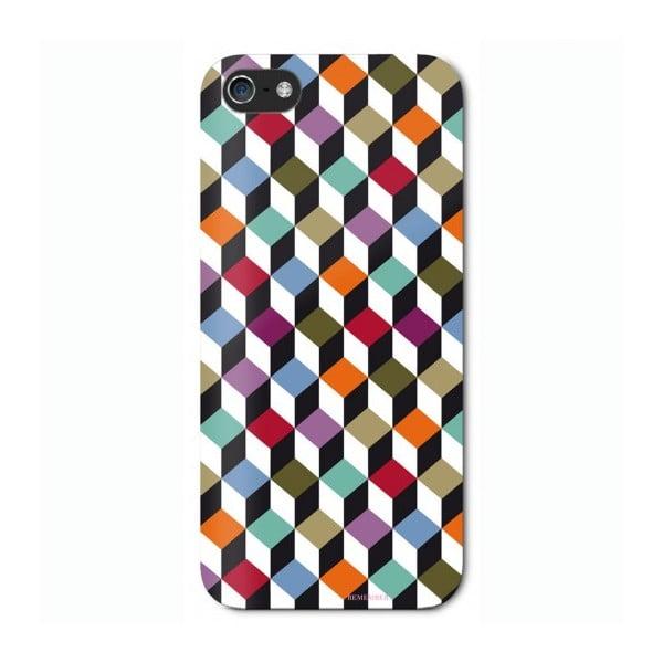 Etui na telefon iPhone 4/4S Cubic
