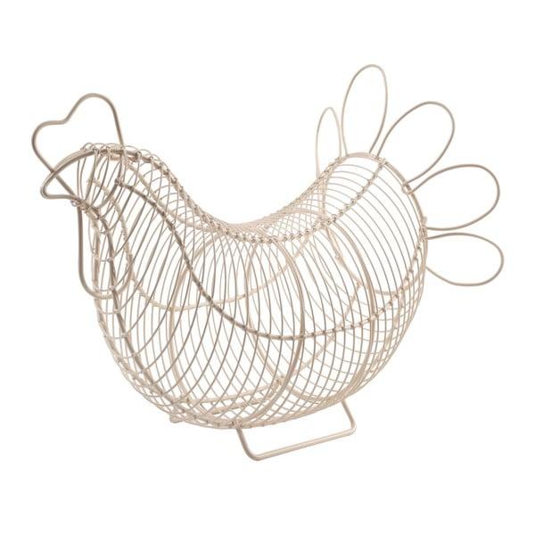 Metalowy koszyk Light Chicken
