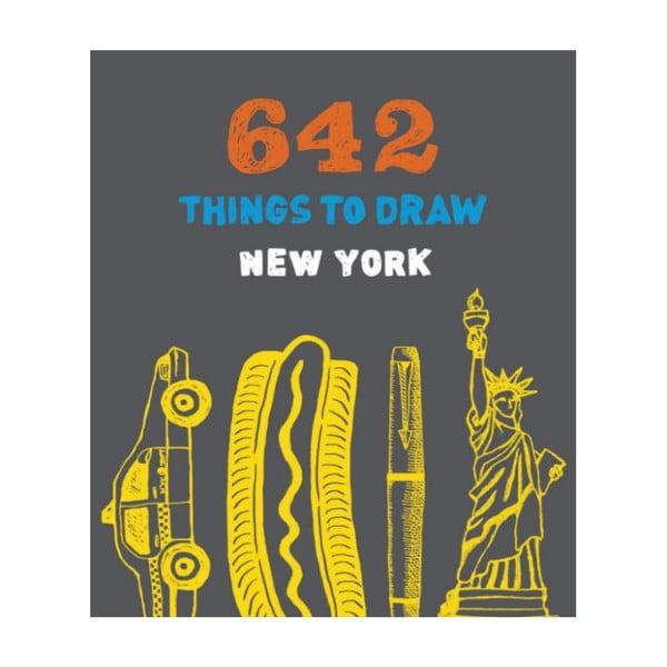Kieszonkowa książeczka do szkicowania Chronicle Books New York