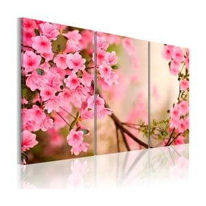 Obraz na płótnie Bimago Cherry Flower, 60x40cm