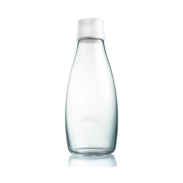 Mleczna butelka ze szkła ReTap z dożywotnią gwarancją, 500 ml
