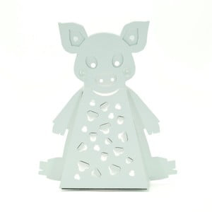 Mała lampka stołowa Cartunia Design Ale the Pig