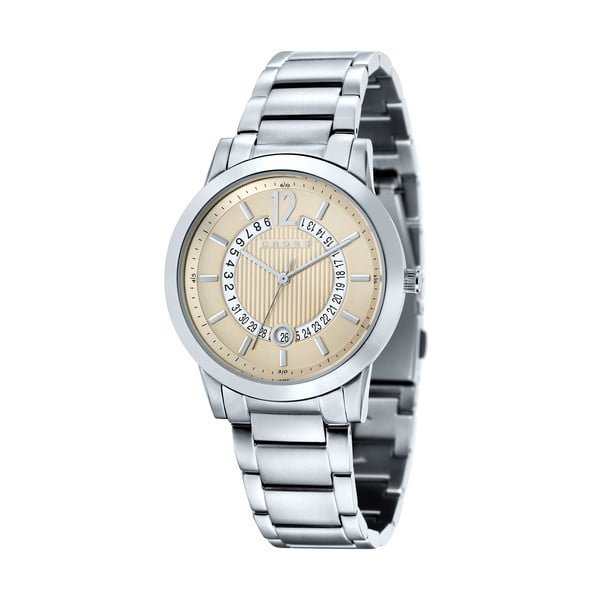 Zegarek męski Cross Cambria Medium Champagne, 39 mm