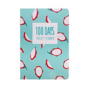 Organizer Languo 100 Days Dragon Fruit