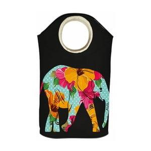 Kosz na bieliznę Flower Elephant