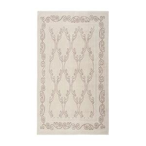 Bawełniany dywan Gina 160x230 cm, kremowy
