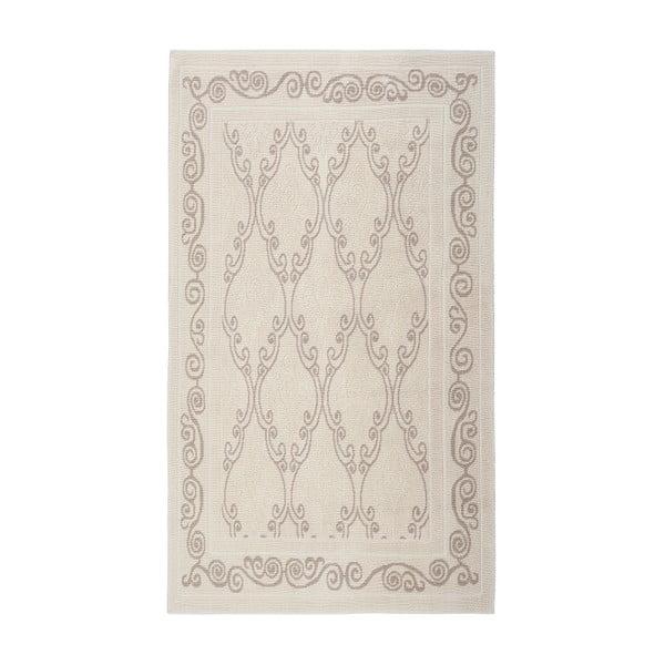 Kremowy dywan bawełniany Floorist Gina, 160x230cm