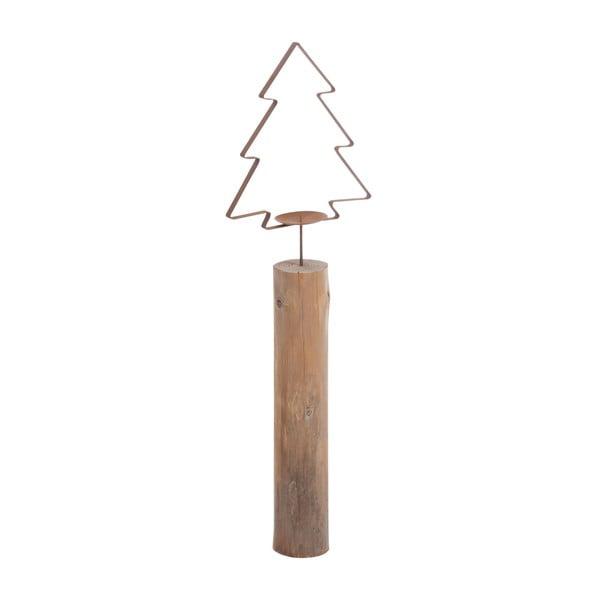 Świecznik J-Line Xmas Tree L