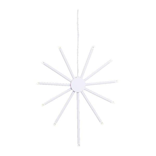 Świecąca dekoracja Strix Star White