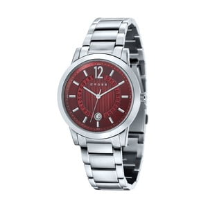 Zegarek męski Cross Cambria Medium Red, 39 mm