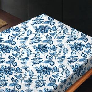 Prześcieradło Indiano Azul, 180x260 cm