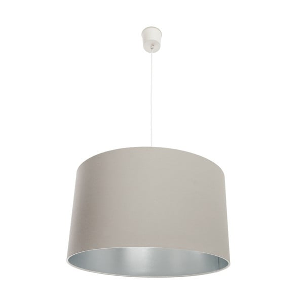 Lampa sufitowa Taupe Silver