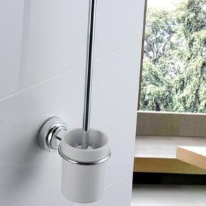 Naścienna szczotka toaletowa z przyssawką ZOSO Brush