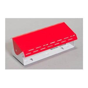 Czerwona lampa stołowa ETH Lano