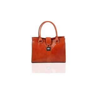 Skórzana torebka Marlene, brown