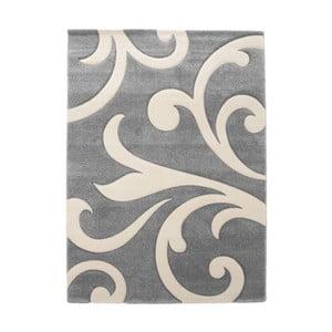 Szary dywan Tomasucci Damasko, 60x110cm