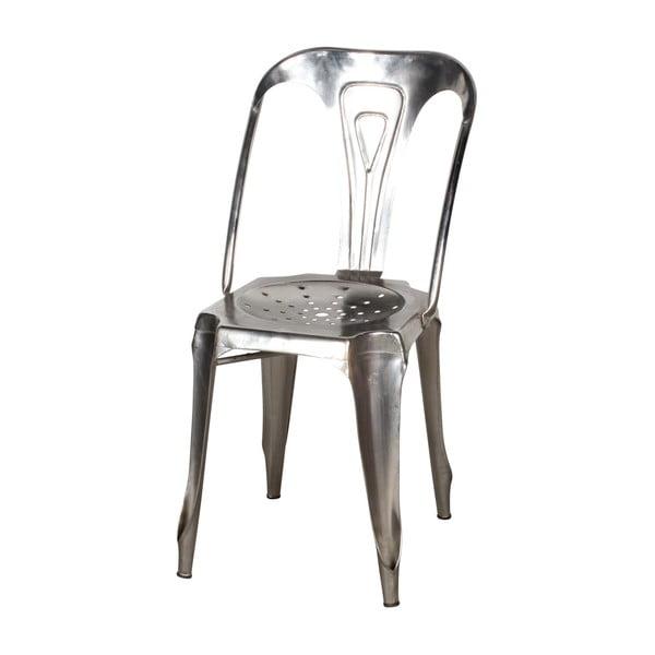 Krzesło Chaise 1927 Nickel