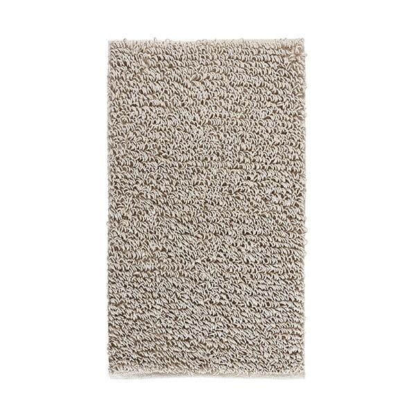 Dywanik łazienkowy Talin 60x100 cm, beżowy
