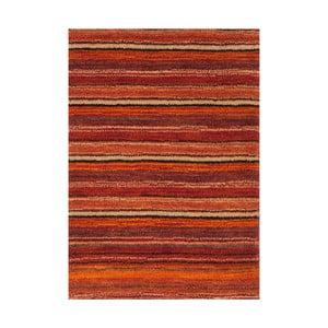 Wełniany dywan Horizon Sunset, 140x200 cm