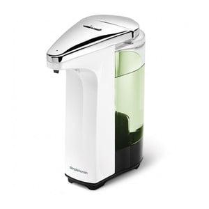Bezdotykowy dozownik do mydła Lisa, biały