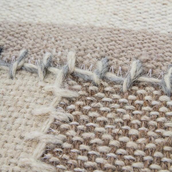 Dywan wełniany Omnia no. 3, 120x170 cm
