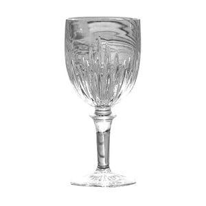 Zestaw 6 kieliszków do wina z tworzywa sztucznego Sunvibes Impérial, 330 ml