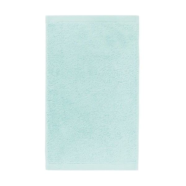 Jasnoniebieski ręcznik Aquanova London, 30x50 cm