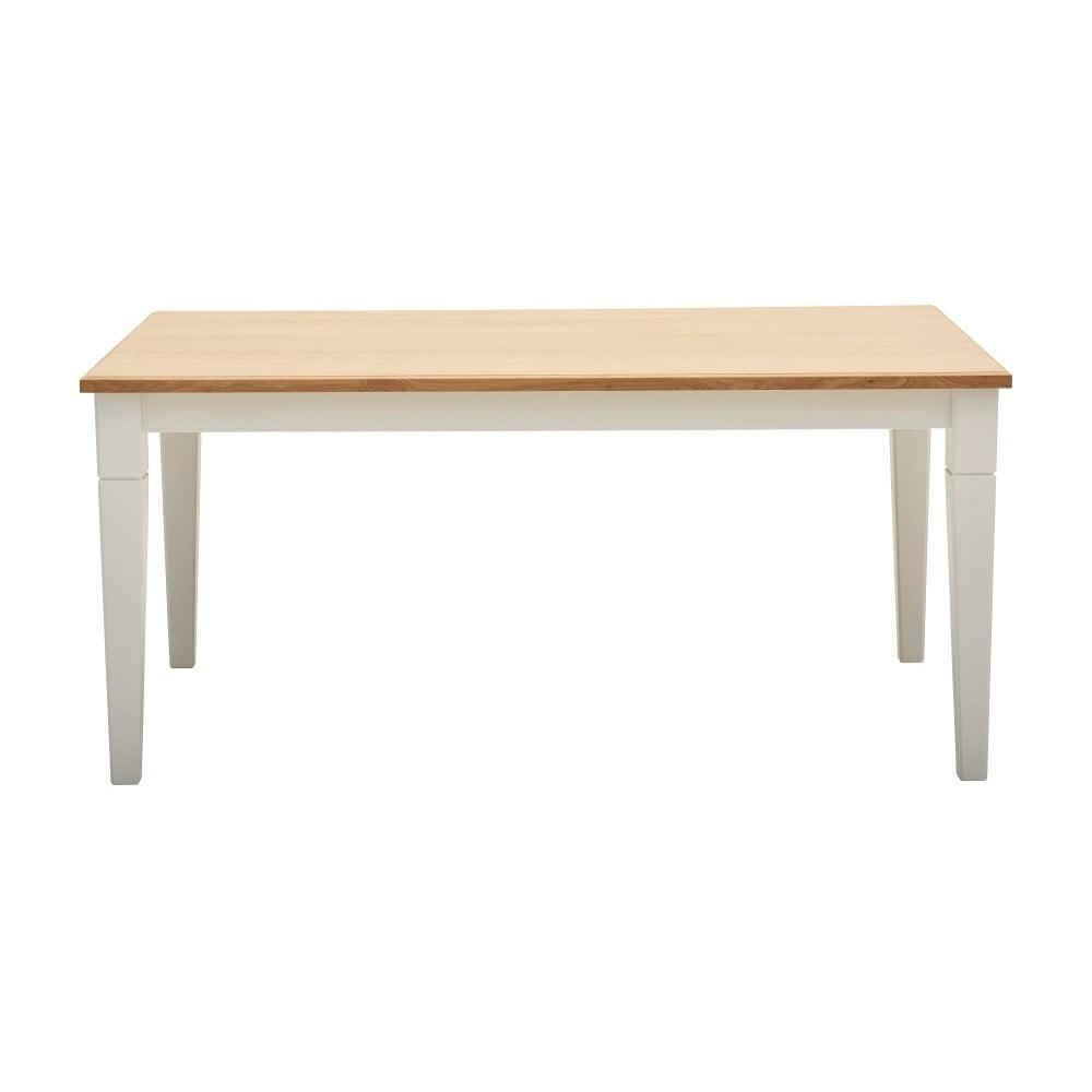Stół z dębowego forniru Artemob Cristina, dł. 160 cm
