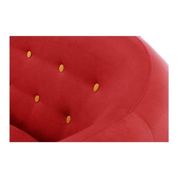 Narożnik prawostronny Constellation Red