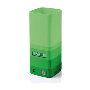 Organizer biurowy Mini Totem, zielony