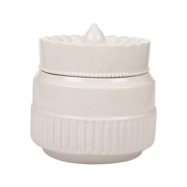 Ceramiczny pojemnik Biscottiera, 19x19 cm