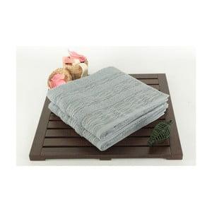 Zestaw 2 ręczników Cizgili Light, 50x90 cm