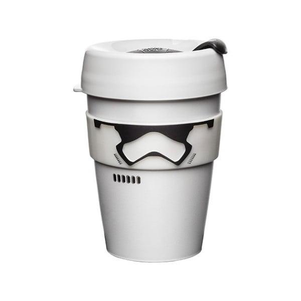 Kubek podróżny z wieczkiem KeepCup Star Wars Stormtropper Brew, 340 ml