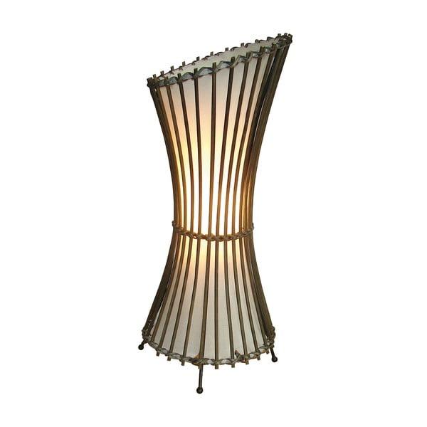 Lampa stołowa Nature, ciemna