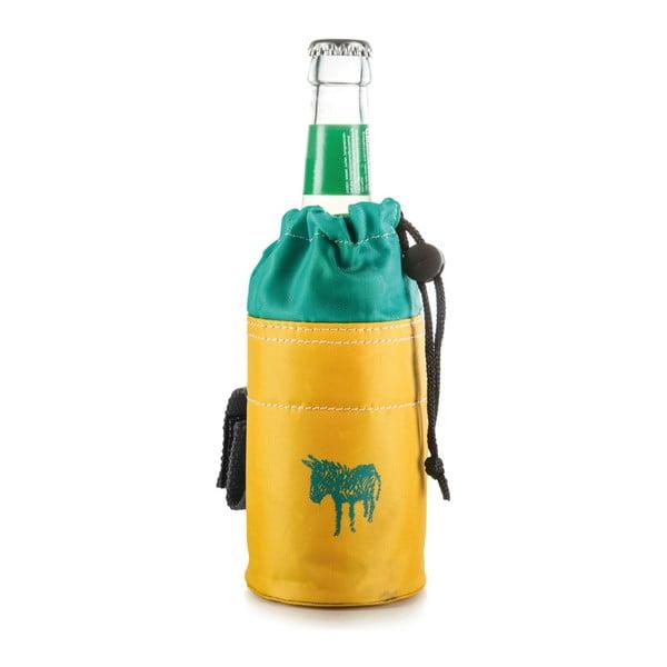Torba rowerowa na butelkę Donkey Creative Lab Yellow