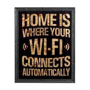 Tablica naścienna Wifi
