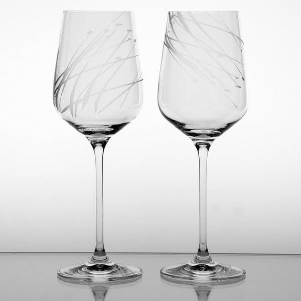 Zestaw 2 kieliszków do czerwonego wina Sitowie