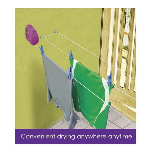 Sznur na pranie Bonita Delight Purple
