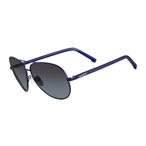 Damskie okulary przeciwsłoneczne Lacoste L145 Blue