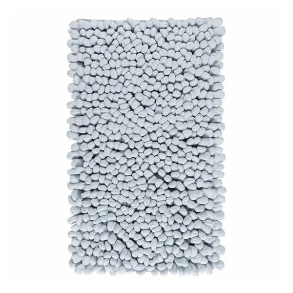 Szary dywanik łazienkowy Bodhi, 70x120 cm