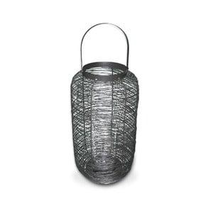 Metalowy koszyk Metal, 55 cm