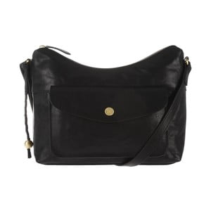 Damska torba skórzana Angel Black