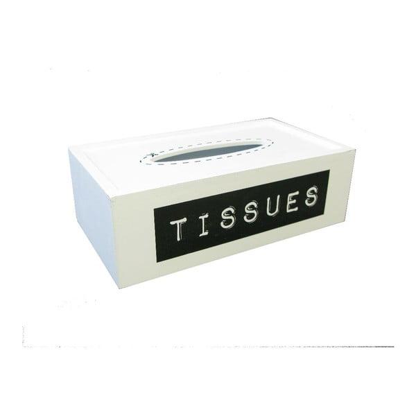 Pojemnik na chusteczki Tissue Label