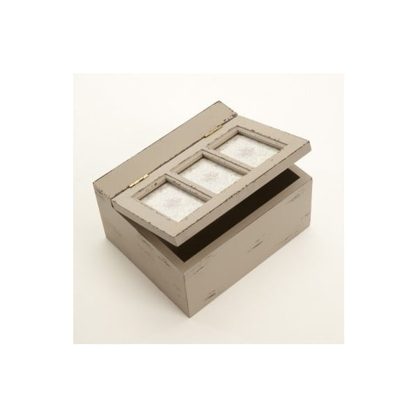 Drewniane pudełko Rustic