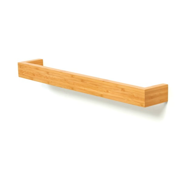 Naścienny uchwyt na ręczniki Wireworks Bamboo, 60 cm