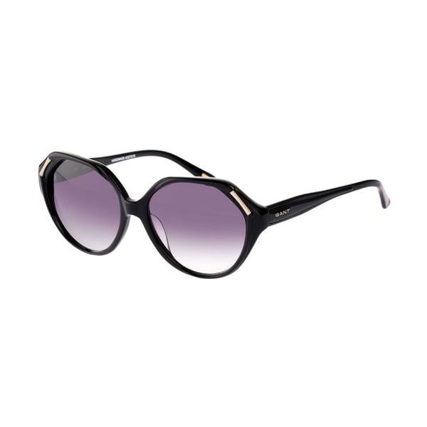 Damskie okulary przeciwsłoneczne GANT Oval Black