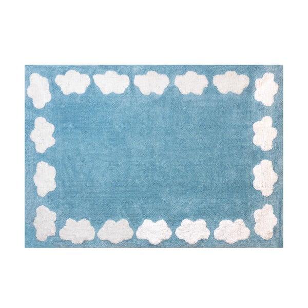 Dywan Nube 160x120 cm, niebieski