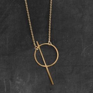 Naszyjnik Thale Gold z kolekcji Geometry